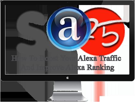 Buy Alexa Website Traffic Rank And Improve Alexa Web Rankings