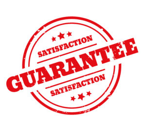 Satisfaction Guarantee   Quality, targeted visitors
