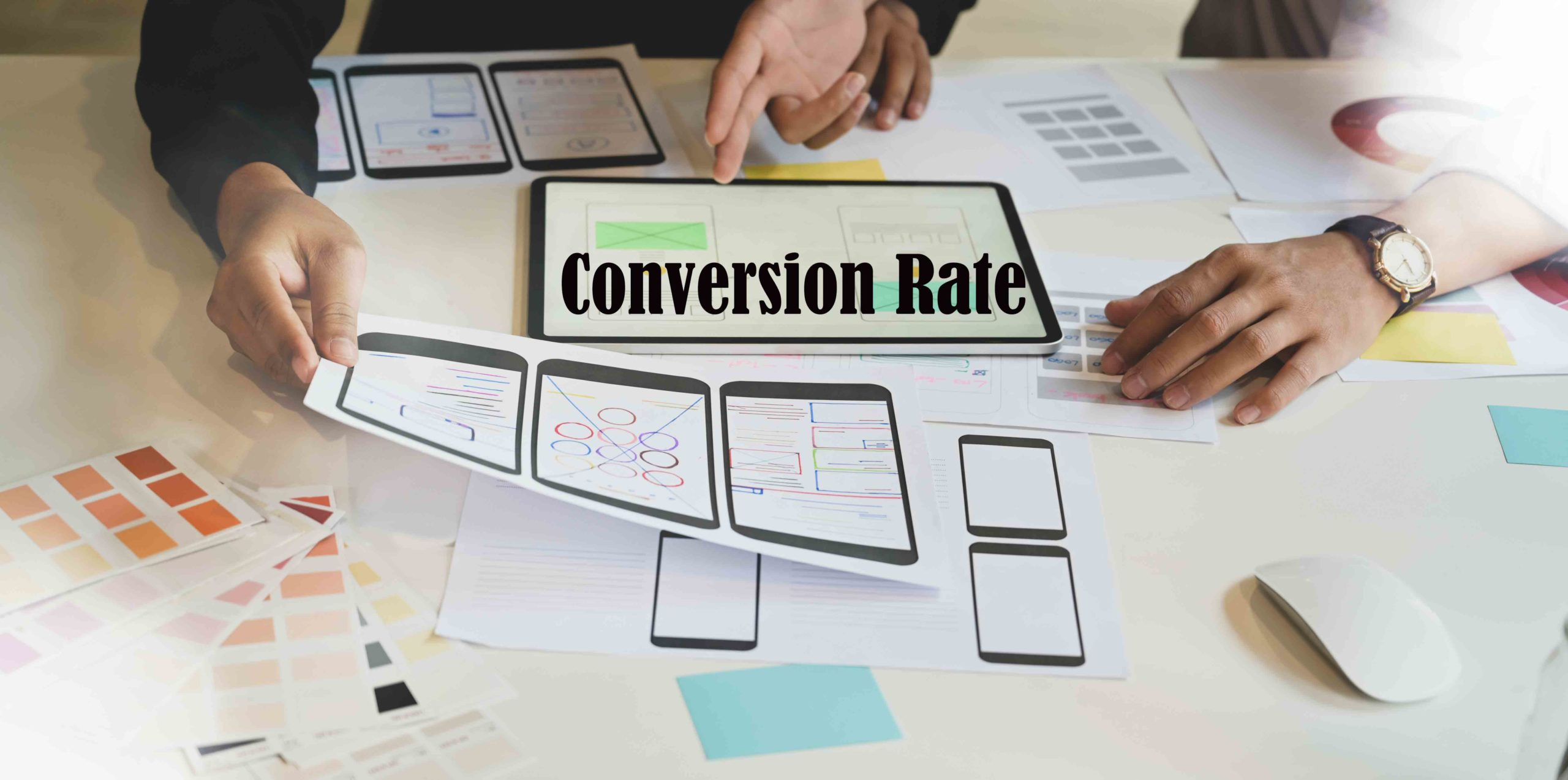 How to Improve Your Conversion Rate Right Now--